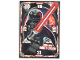 Gear No: sw1de076xxl  Name: Star Wars Trading Card Game (German) Series 1 - # 76 Sith Lord Darth Vader Card (Oversize XXL Card)