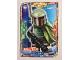 Gear No: sw1de101  Name: Star Wars Trading Card Game (German) Series 1 - #101 Boba Fett Card
