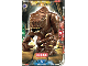 Gear No: sw1de116  Name: Star Wars Trading Card Game (German) Series 1 - #116 Rancor Card