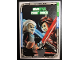 Gear No: sw1de184  Name: Star Wars Trading Card Game (German) Series 1 - #184 Anakin vs. Count Dooku Card