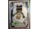 Gear No: sw1de190  Name: Star Wars Trading Card Game (German) Series 1 - #190 Luke in der Höhle des Wampa Card