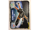 Gear No: sw1de210  Name: Star Wars Trading Card Game (German) Series 1 - #210 Poe's X-Wing Fighter Card