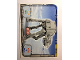 Gear No: sw1de222  Name: Star Wars Trading Card Game (German) Series 1 - #222 AT-AT Card