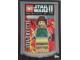 Gear No: swcard09  Name: Star Wars II The Original Trilogy - 9/15 - Leia Sky Fett