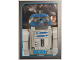 Gear No: swtc004  Name: R2-D2 Star Wars Trading Card