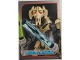Gear No: swtc011  Name: General Greivous Star Wars Trading Card