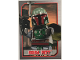Gear No: swtc012  Name: Boba Fett Star Wars Trading Card