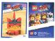 Gear No: tc19tlm04  Name: The LEGO Movie 2, Card #4 - Unikitty