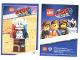 Gear No: tc19tlm11  Name: The LEGO Movie 2, Card #11 - Harley Quinn