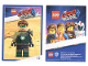 Gear No: tc19tlm12  Name: The LEGO Movie 2, Card #12 - Green Lantern