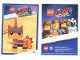Gear No: tc19tlm13  Name: The LEGO Movie 2, Card #13 - Unikitty