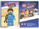 Gear No: tc19tlm14  Name: The LEGO Movie 2, Card #14 - Apocalypse Benny