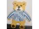 Gear No: teddybear  Name: Teddy Bear (Glued)