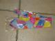 Gear No: tie09  Name: Necktie, Large Bricks Pattern (100% Silk)