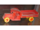 Gear No: woodtruck9  Name: Wooden Truck