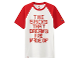 Gear No: TS84  Name: T-Shirt, UNIQLO Adults, The Bricks That Dreams Are Made Of