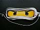 Gear No: ninjagomask  Name: Headgear, Mask, Cardboard with Rubberband, Ninjago (SERAS-TU LE 5ieme NINJA?)