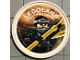 Gear No: pin206  Name: Pin, Legoland Discovery Center Ninjago Cole 2 Piece Badge