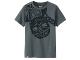 Gear No: TS82  Name: T-Shirt, UNIQLO Boys, Ninjago Black Ninja