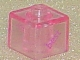 Gear No: bead004pb027  Name: Bead, Square with 'best' Pattern on two sides