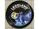 Gear No: pin163  Name: Pin, Legoland Discovery Center Benny 2 Piece Badge