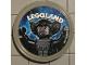 Gear No: pin203  Name: Pin, Legoland Vampire Bat 2 Piece Badge