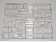 Gear No: 4107400  Name: Dacta Sorting Tray - 45 Compartment - Set 9630 (Fits with bin01)