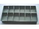 Gear No: Mx1938  Name: Modulex Storage Unit 12 Compartment Insert Tray (for MX1935)