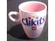 Gear No: Clikitsmug01  Name: Food - Cup / Mug, Clikits Pattern Pink
