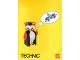Gear No: folder03  Name: Folder, Dacta Owl and Technic Logos
