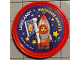 Gear No: pin159  Name: Pin, Legoland Awesome Awaits 2 Piece Badge