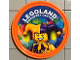 Gear No: pin130  Name: Pin, Legoland Discovery Center Jester 2 Piece Badge