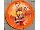 Gear No: pin147  Name: Pin, Legoland Discovery Center Emmet 2 Piece Badge