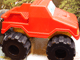 Gear No: 44600c01  Name: Duplo Storage Super Truck Large with Tipper Bucket Bed (Complete Assembly) Set 3509