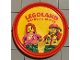 Gear No: pin168  Name: Pin, Legoland Discovery Center Bonnie & Bertie 2 Piece Badge