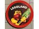 Gear No: pin201  Name: Pin, Legoland Ninjago Kai 2 Piece Badge