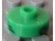Gear No: bead001pb35  Name: Bead, Cylinder Short, Flat Edge with Black I P Q Pattern