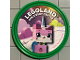 Gear No: pin132  Name: Pin, Legoland Discovery Center Unikitty 2 Piece Badge