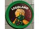 Gear No: pin195  Name: Pin, Legoland Ninjago Lloyd 2 Piece Badge
