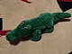 Gear No: plushcrocodile1  Name: Duplo Crocodile Plush, Small