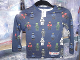 Gear No: 05021366  Name: T-Shirt, The LEGO Ninjago Movie Long Sleeve, Jay, Kai, Lloyd, Nya and Zane