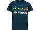 Gear No: M72163  Name: T-Shirt, Ninjago I AM A NINJA, Youth