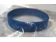 Gear No: 4641192  Name: Wristband, Rubber, Blue, Ninjago
