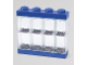 Gear No: 5004890  Name: Minifigure Display Case, Small - For 8 Minifigures