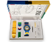Gear No: 9008023  Name: Watch set – Fan Club Blue/Yellow – Christmas Employee Gift 2017