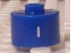 Gear No: bead029pb050  Name: Bead, Cylinder, Flat Edge with White '-' Pattern