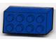 Gear No: mag004  Name: Magnet Flat, Brick 2 x 4 Design
