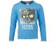 Gear No: tony606  Name: T-Shirt, Ninjago 'KICKING WITH MY BUDDIES' Long Sleeve Boys (Tony 606)