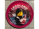 Gear No: pin144  Name: Pin, Legoland Discovery Center Ninjago General #1 2 Piece Badge