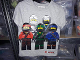 Gear No: 0568510017  Name: T-Shirt, Ninjago Masters of Spinjitzu, Kai, Lloyd, Jay, Zane and Cole